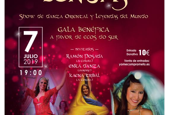 """Gala Benéfica """"Terra de Lendas"""""""